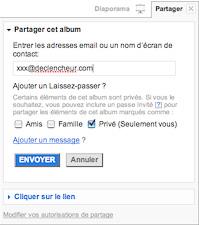 Les laissez-passer Flickr pour partager des photos en toute sécurité