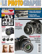 "Mondadori ""suspend"" le magazine Le Photographe"