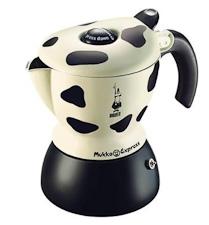L'étonnante machine à fabriquer les cappuccinos
