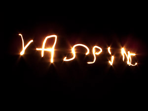 Lightpainting : comme une vidéo qui bouge pas