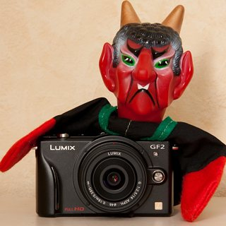 Panasonic Lumix GF2, le diable se niche dans les détails…