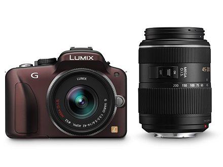 Panasonic présente le Lumix G3