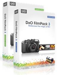 DxO FilmPack 3.1 : plus créatif ?