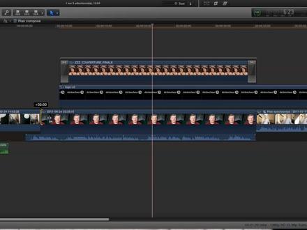 Final Cut Pro X pour les photographes