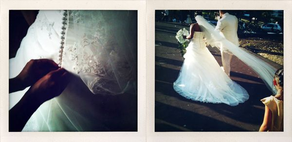 photographier un mariage à l'iphone
