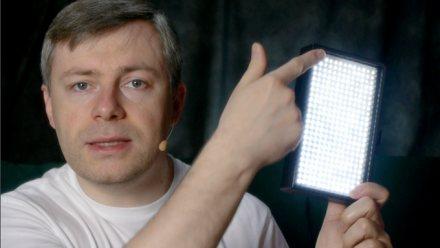 Torche à LED : de la vidéo à la photo