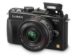 Panasonic Lumix GX1 : une belle ré-édition