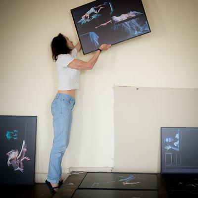 Sergine Laloux : Danse Et Photographie
