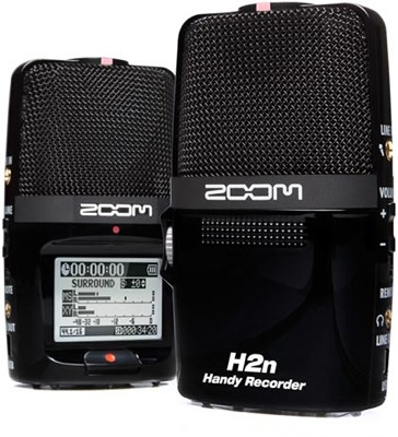 Zoom H2n : l&#8217;ambiance photo ou vido