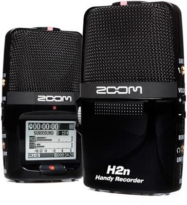 Zoom H2n : l'ambiance photo ou vidéo