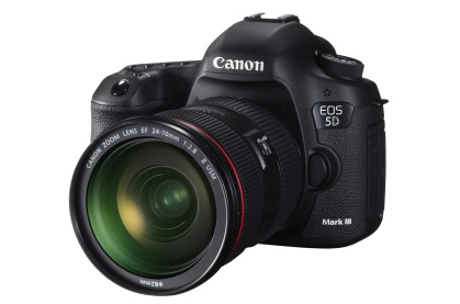 Canon EOS 5DmkIII : nouveau champion photo/video ?