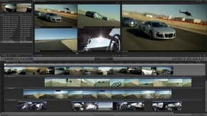 Final Cut Pro X : le multi-caméras