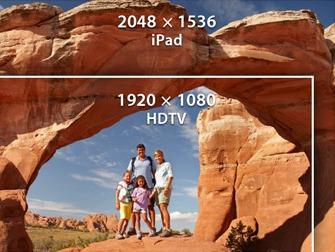 Apple iPad : l'après HD