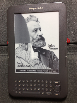 Le point noir du Kindle : l'écran