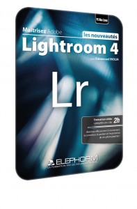 Maitrisez Adobe Lightroom 4, Formation DVD Elephorm