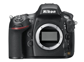 Nikon D800 : un nouveau marché