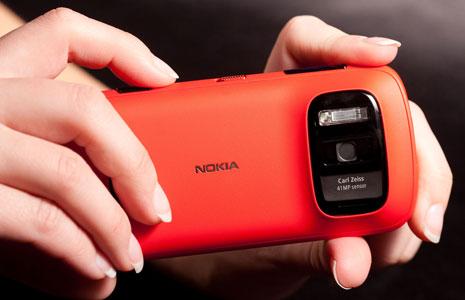Nokia 808 PureView : des millions de pixels utiles