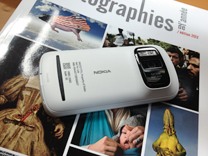 Nokia 808 PureView et Photographies de l&#8217;anne